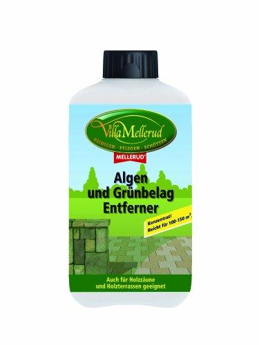 MELLERUD Algen und Grünbelag Entferner 1 L 2015015657
