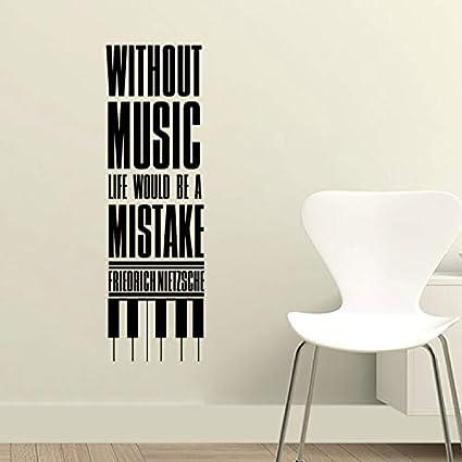 Libby Nice Friedrich Nietzsche Citation Sans Musique La Vie