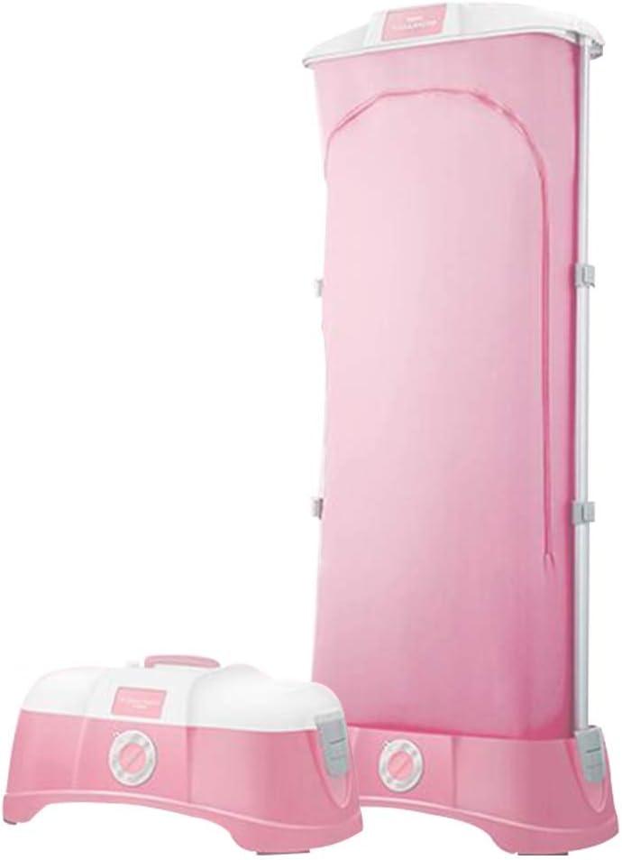 ZXR-Clothes dryer Secador Eléctrico, Secadora De Ropa Plegable PortáTil, Tendedero De Secado RáPido,Secadora por Ventilación, Capacidad De Ropa Seca De 5 Kg, Secadoras con Bomba De Calor