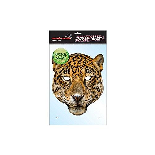 Rubie's Costume Mask, Leopard–One Size (leopa01) -