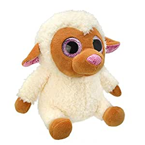 Wild Planet Sheep Soft Plush Toy - 4 Years & Above