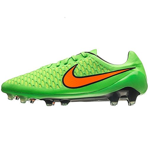 Magista Orange FG Soccer Nike Poison Firm Opus Green Ground Cleats Black 9 US Mens 5aanOYB