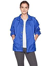 Unisex-Adult Nylon Coach's Jacket/Lined