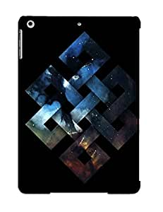 New Cute Funny Interconnected Case Cover/ Ipad Air Case Cover For Lovers
