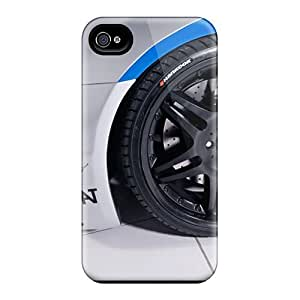 Eric-Diy Iphone 4/4s Hard Back With Bumper Silicone Gel Tpu case cover Cls Brabus Rocket hab8PTXjBWj Police Wheel