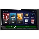 DNX771HD Automobile Audio/Video GPS Navigation System