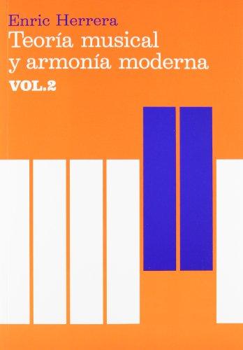 Descargar Libro Teoría Musical Y Armonía Moderna Vol. Ii Enric Herrera