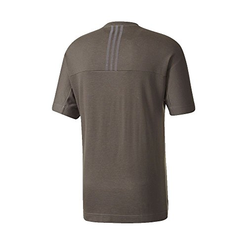 adidas x Colete wings + horns Men's Short Sleeve T-Shirt Cinder BR0161 Gray / Cinder free shipping top quality cheap 2015 new discount Manchester cDEfAk
