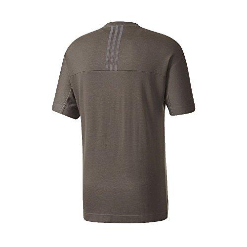 Adidas X Colete Vleugels + Hoorns Heren T-shirt Met Korte Mouw Sintel Br0161 Grijs / Sintel