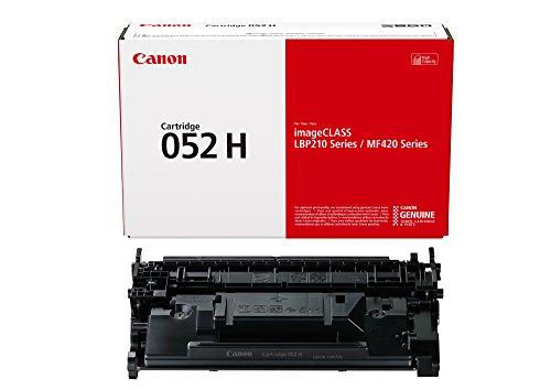 Canon Original 052 High Capacity Toner Cartridge - Black ()