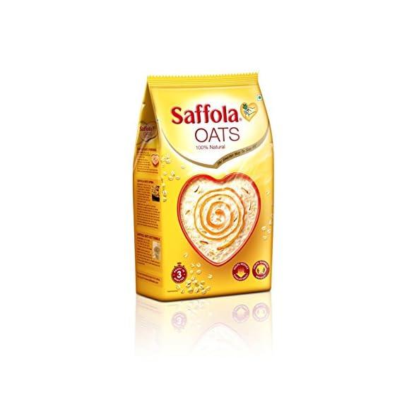 Saffola Oats, 500 gm