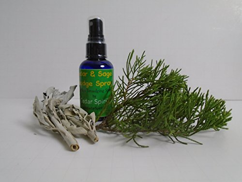 Sage Cedar (Cedar & Sage Smudge Spray)