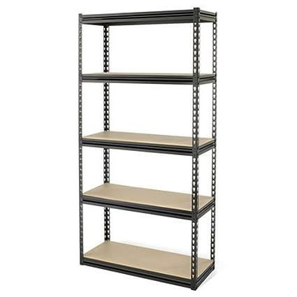 Gorilla Rack GRZ6 3618 5BIMP 5 Shelf 36 By 18