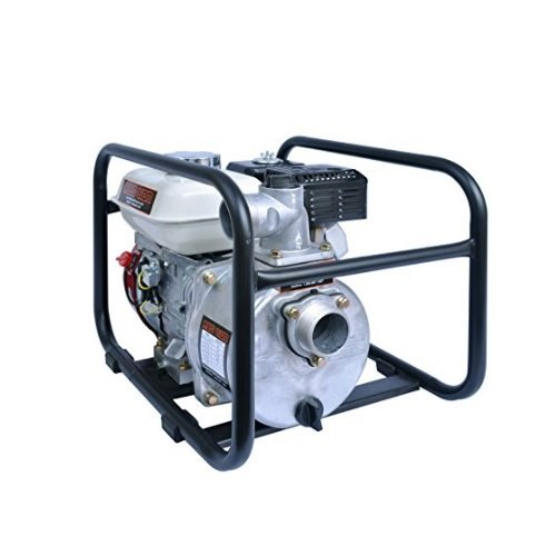 Red lion 4RLAG-2H Engine Driven Pumps Honda Engine Driven Aluminum Water Transfer Pump, 118Cc, 2 inch Intake/Discharge (Replaces 617053)