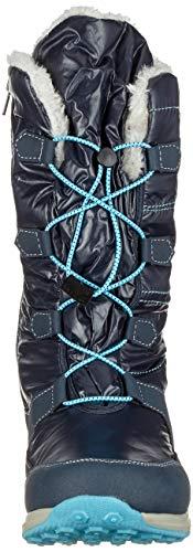 Lico Nieve Azul Eu De Botas 41 tuerkis Marine Stina Mujer Para gZgHOw