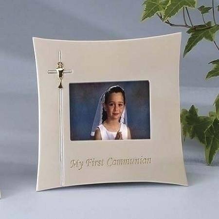 Roman Inc. First Communion Frame 3.5 x 5 * Confirmation Catholic Communion Christian by Unknown