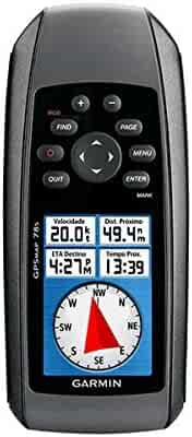 Garmin Gpsmap 78s Handheld Gps (Certified Refurbished)