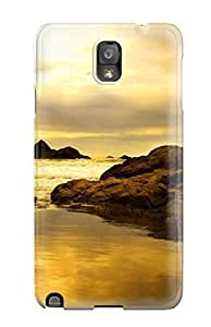 BokFrMa7402JQabJ Snap On Case Cover Skin For Galaxy Note 3(ocean)