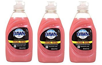 Dawn Ultra Hand Renewal Dishwashing Liquid with Olay Beauty Pomegranate Splash Scent