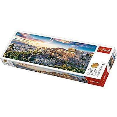 Puzzle 500 Panorama Acropolis Atene