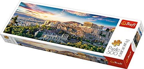 Puzzles - 500 Panorama - Acropolis, Athens