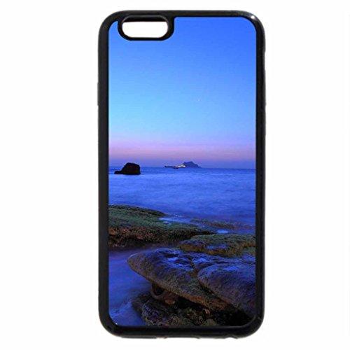 iPhone 6S / iPhone 6 Case (Black) Evening dusk