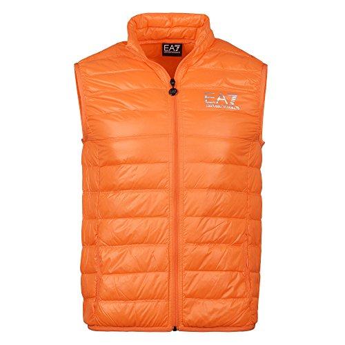 I Emporio Jacket Down I Size Armani I 8NPQ01 EA7 Sleveless M PN29Z Mens qxw04Tq