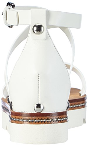 Casadei 1l780d - Sandalias Mujer Blanco - Weiß (AVORIO)