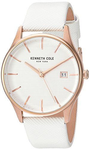 Kenneth Cole New York Women's 'Classic' Quartz Stainless ...