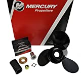 Mercury Black Max Boat Propeller 48-77340A45 | RH 14 x 13 P