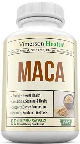 MACA Root Dietary Supplement Reproductive