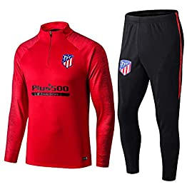 ZuanShiDaHeng 19-20 Combinaisons d'entraînement Club de Football Uniforme Pull et Pantalon
