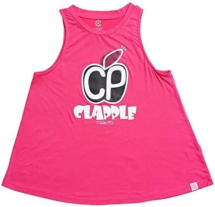 CLAP(クラップ) CLAPPLE a-LINE TANK (タンクトップシャツ)