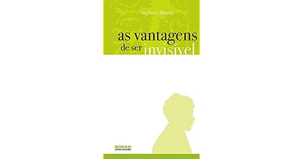 Livro As Vantagens De Ser Invisivel Pdf