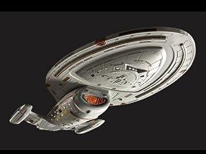 1/670 Star Trek series NCC-74656 U.S.S Voyager