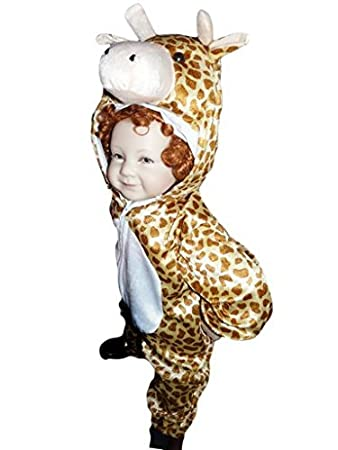 Giraffen Giraffe Kostum Gr S Xxl Tierkostum Giraffenkostum