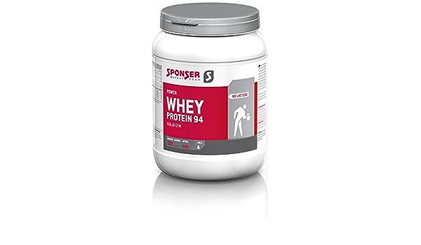 Sponser WHEY PROTEIN 94 850g Dose Schoko Eiweiß Protein