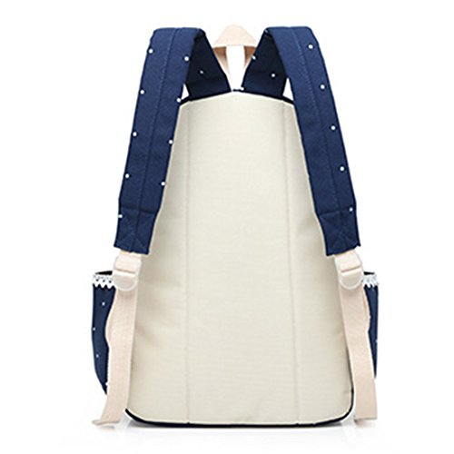 FOLLOWUS - Bolso mochila  para mujer, morado (morado) - G72399B azul