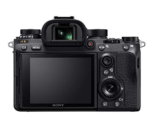 Sony a9 Full Frame Mirrorless Interchangeable-Lens Camera (Body Only) (ILCE9/B)