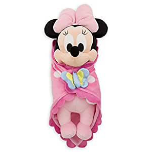 Amazon Com Disney Theme Park Baby Minnie Mouse In A