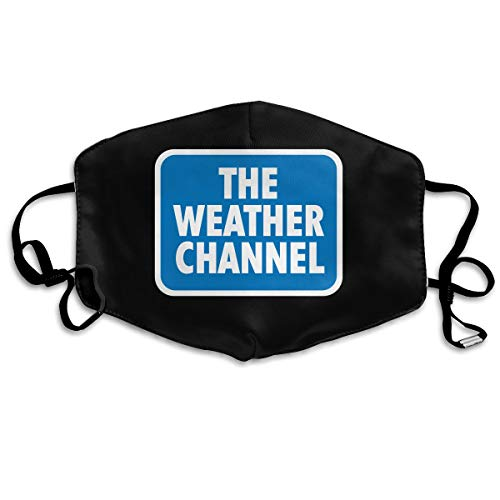 Rolvsx The Weather Channel Unisex Mouth-Muffle Original Mask Dust-Proof Anti-Haze Earloop Face Mask]()