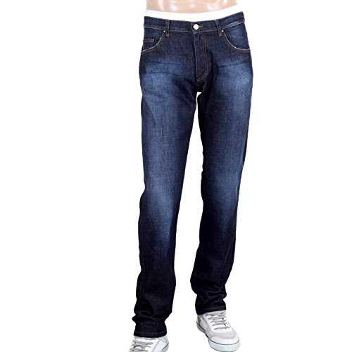 Versace - Jeans - Homme bleu bleu