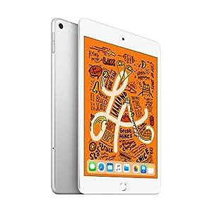 Apple iPad Mini (Wi-Fi + Cellular, 256GB) – Silver