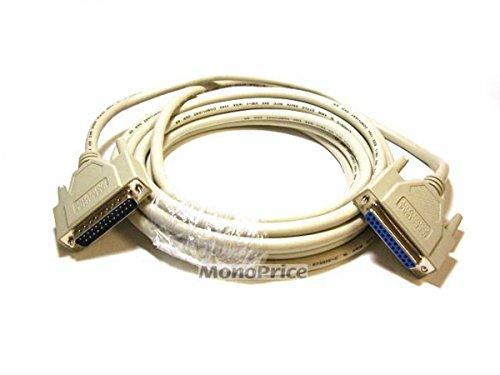 (Monoprice 10ft IEEE 1284 DB25 Male/Female)