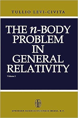 Como Descargar Libros En The N-body Problem In General Relativity Mega PDF Gratis