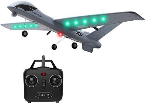 WEIFLY Drone RC Drone aeronave 2.4G 2CH Predator Control Remoto ...