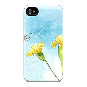 Awesome Case Cover/iphone 4/4s Defender Case Cover(graceful Butterfly)