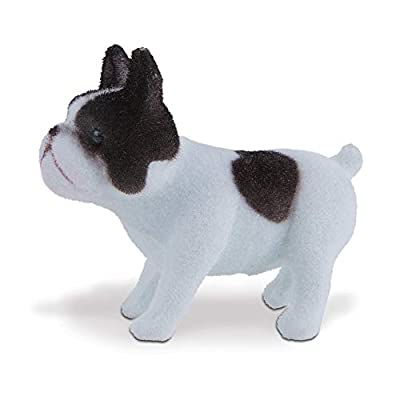 Melissa & Doug Canine Companions Pretend Play Figures - 12 Collectible Dog Breeds: Toy: Toys & Games