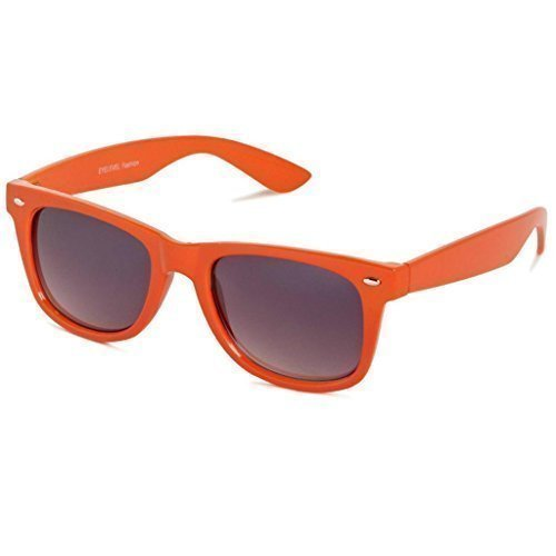 Mouse Style Lunettes Minimum de rétro Wayfarer Orange soleil Eighties unisexe UV400 Taille Unique qdwdSnxRCW