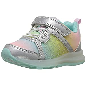 carter's Kids' Purity Girl's Light Sneaker